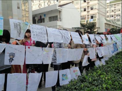 """蓝天绿地协会""""环保帕客 玩转时尚""""公众投票【2011】"""